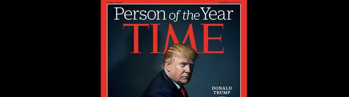 Time Person of the year: Donald Trump | Bildquelle: REUTERS