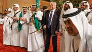 Trump in Saudi Arabien