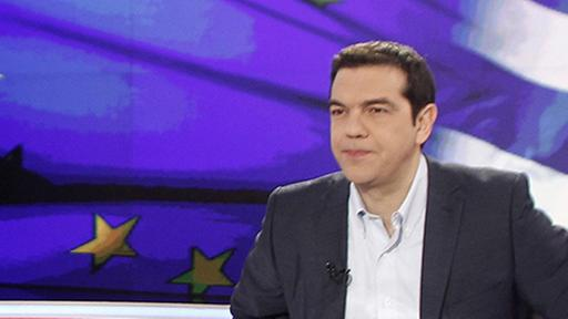Alexis Tsipras im Interview