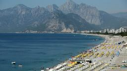 Strand in Antalya | Bildquelle: REUTERS