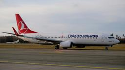 Eine Maschine der Turkish Airlines | Bildquelle: REUTERS