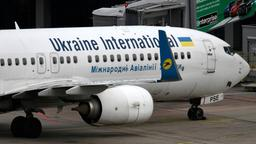 Eine Boeing 737 der Airline Ukraine International (Archiv) | Bildquelle: AFP