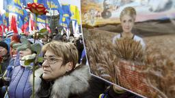 Demonstrationen in der Ukraine