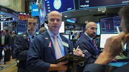 Händler an der New York Stock Exchange | Bildquelle: AFP