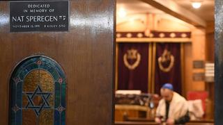 East Midwood Jewish Center, New York | Bildquelle: AFP