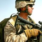 US-Soldat in Afghanistan | picture-alliance/ dpa