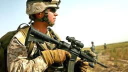 US-Soldat in Afghanistan