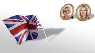 "Video-Blog ""Very British"""