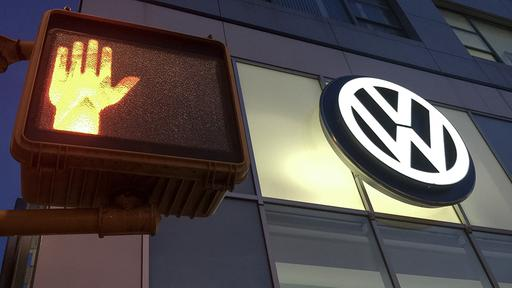 Volkswagen-Filiale in New York