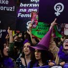 Demonstration zum Weltfrauentag in Istanbul | AFP