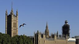 Das House of Parliament in London | Bildquelle: AP