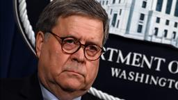 William Barr | Bildquelle: AFP