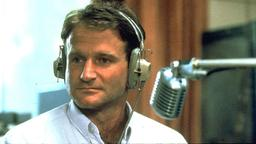 Robin Williams als Cronauer in dem Film