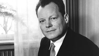 25. Todestages von Willy Brandt