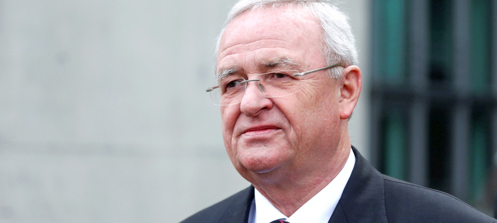 Ex-VW-Chef Martin Winterkorn | REUTERS