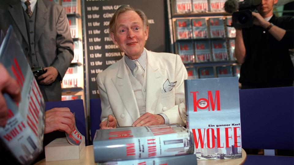 Tom Wolfe | Bildquelle: picture-alliance / dpa