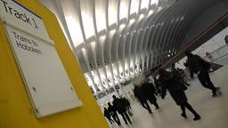 Einweihung des Oculus-Bahnhofs am World Trade Center in New York