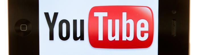 Youtube-Logo | Bildquelle: dpa