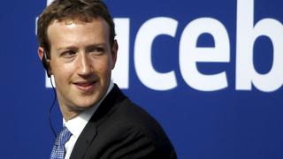 Mark Zuckerberg | Bildquelle: REUTERS