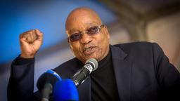 Jacob Zuma | Bildquelle: AFP