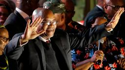 Jacob Zuma | Bildquelle: REUTERS