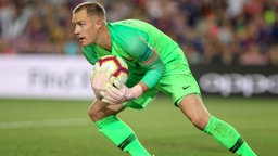 Marc-André ter Stegen | Bildquelle: picture alliance / Actionplus