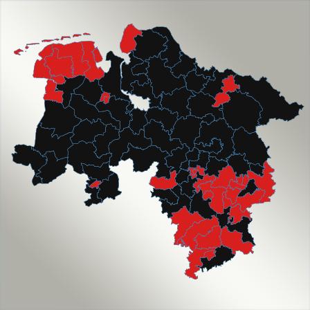 Ergebnisse In Den Wahlkreisen