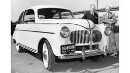 Henry Ford's Hanf-Auto