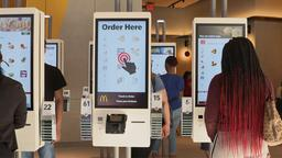 McDonald's Future Restaurant