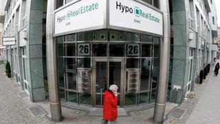 Filiale der Hypo Real Estate in Berlin