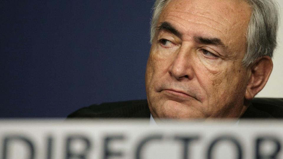 IWF-Direktor Dominique Strauss-Kahn | null